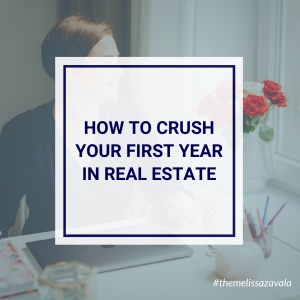 How to Crush Your First Year in Real Estate-ig